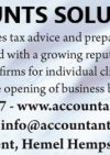 Account Solutions