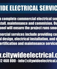 City Wide Electrical Services Ltd
