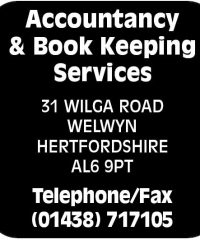 Accountancy & Book-Keeping Services