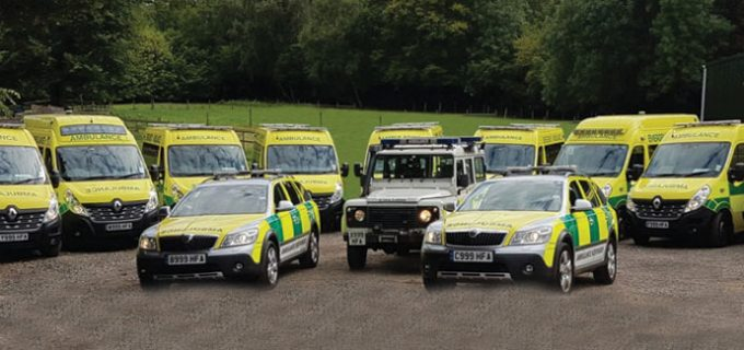 Hearts First Ambulance Service