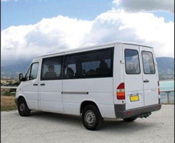 GMT Mini Bus Hire